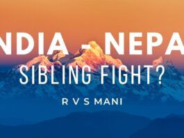 RVS Mani explains when India-Nepal relations soured to the current day and the dangers its flirting with China poses for Nepal. Hard-hitting, factual and no punches pulled, this is a must-watch! Never before facts revealed!