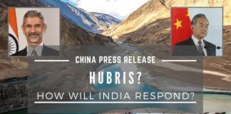 Was the Press Release issued by China on Galwan done without proper application of mind?