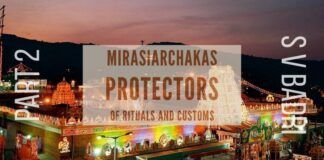 Despite a Supreme Court order, the TTD procrastinated in restoring the hereditary rights of MirasiArchakas