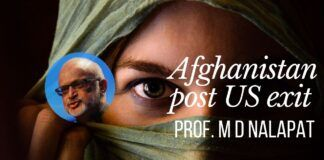An in-depth look at Afghanistan and how things have come to what they are today - the Taliban and their radicalism, the fierce rivalries and multiculturalism, all discussed in detail in this hangout with Prof. Nalapat.