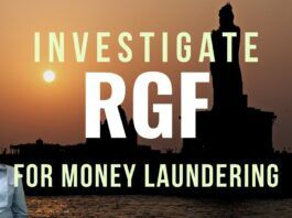Why would a Foundation funnel money from various departments at budget time and also maintain foreign account abroad? RVS Mani traces the antecedents of Rajiv Gandhi Foundation and alleges that they are indulging in money laundering and treason. A must watch!
