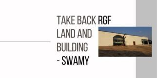 Swamy writes to the PM, strongly recommends Govt. take back land and building allotted to RGF as it is illegal