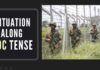 Using heavy calibre guns to target civilian pockets