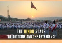 Hindutva movement for Hindu State needs a clear explicit recurring high target with a timer, this alone will keep the flame burning because the sky is the limit of aggrandizement