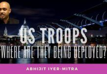 When Mike Pompeo announced that troops are being deployed out of Germany to the Asian Pacific region, which country did he mean? Was it more of a tactical move loaded with optics and no action on the ground or should one read more into the statement? Abhijit Iyer-Mitra parses it for us.