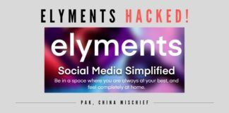 Intelligence inputs indicate that Elyments is being hacked by China and Pakistan-based hackers in retaliation for 59 apps being banned by India