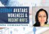 Indu Viswanathan reacts to the new Facebook feature Avatar and explains the origin of the word Avatar and its real meaning. Also highlighted are many other aspects of the #BlackLivesMatter protests which got painted as violent, but are all BLM protests violent?