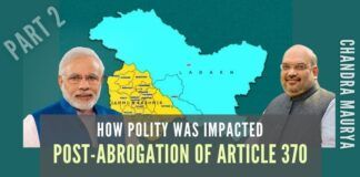 Post-Abrogation of Article 370: Credibility of mainstream politicians has come under the scanner?