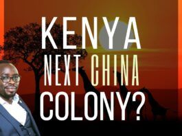 Mark Bichachi explains how China is now all over Kenya, building several projects, displacing local contractors, and loading up Kenya's debt. A story that is getting repeated in several African countries.