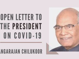 An open letter to the President to advice the Hon'ble Chief Justice of Supreme Court by invoking Article 39A to uphold the spirit of Dharma in its emblem and ensure delivery of the long-delayed judgement in Shri Padmanabha Swamy Ruler Deity case