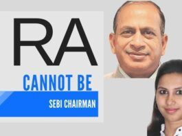 Will the government choose wisely in appointing a new SEBI Chairman, now that Ramesh Abhishek is not being considered?
