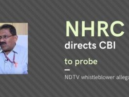 CBI will need to probe the conduct of one of its own to respond to the NHRC directive based on a petition filed by NDTV whistleblower
