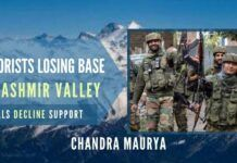 Security forces wiped out top commanders of terror outfits in Kashmir valley