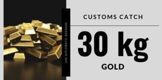 Kerala in the news once again for the wrong reasons as Air Customs unearth 30kg of gold being smuggled in the diplomatic baggage of UAE consulate employees