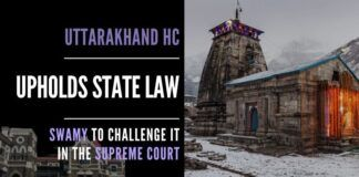 Against the grain, Uttarakhand HC upholds the State government's law to takeover 51 temples