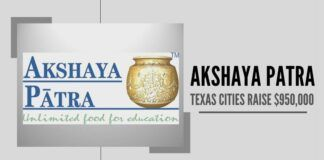 Akshaya Patra Foundation raised $950,000 for feeding mid-day meals to school children in India, held its Virtual Gala - Technology for Change on Saturday, July 25th.