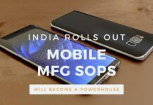 India has the chance to become a manufacturing powerhouse of cell phones and other telecom equipment