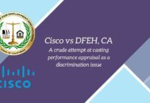 Is the case of an individual being taken out of context by the DFEH lawsuit against Cisco to paint Hinduism as being discriminatory?