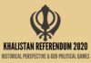 Sympathetic countries have decided to come up with a clear policy of not supporting Khalistan