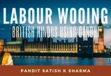 """Did the new Indian High Commissioner know about the venom that the UK Labour Deputy, Angela Raynor had spewed on India citing Kashmir? Pt Satish K Sharma on the exploitation of the new Indian High Commissioner by a cunning cabal of Labour who want to """"reach out"""" to India in the name of Gandhi, even as some top British Hindu leaders are resigning from the party. A must watch!"""