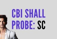 CBI should quickly and efficiently investigate the Sushant case and deliver justice to the departed inventor, artist and prodigy