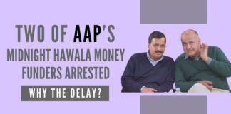 It is a shameful affair because of the delay as all details of the midnight hawala transaction came out more than five years ago, it was pointing to Arvind Kejriwal and Manish Sisodia