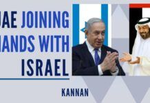 It dawned on the Arab world that they cannot do anything substantial to the Jewish state of Israel