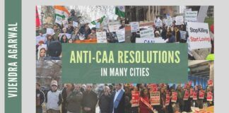 Anti-India propaganda by Hindu-haters in the name of having the cities pass an anti-CAA resolution
