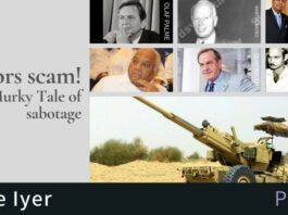 Who consistently sabotaged the Government's efforts to unearth the payments in Bofors scam?