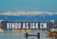 Will New Delhi play a vital role in J&K for appointing a Hindu as J&K CM, promoting secularism, democracy, and pluralism in the UT?