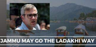 Jammu may go the Ladakhi way