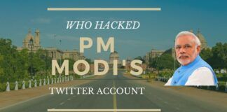 Modi's personal twitter account hacked, sleuths suspect the hand of China-funded hackers