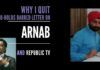 A no-holds-barred letter by a journalist of his horrid experience working for Republic TV
