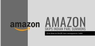 Parliament panel asks Amazon to appear before it on Oct 28 or face consequences