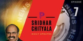 15-minute crisp news capsule of the events of the day with Sridhar Chityala - US Stimulus plan, Anwar Ibrahim, Ladakh, Disney strategy! All this and more