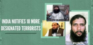 India adds 18 names to its designated-as-terrorist list including the Bhatkal brothers