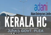 By opposing Adani on the Vizhinjam port operations, is Vijayan Govt. trying to do a shakedown?