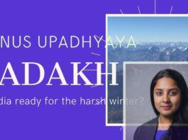 Despite being in the Himalayas, Ladakh has a water problem and it gets worse during the harsh winter. Venus Upadhayaya reports from Leh, on the state of preparedness of the population, the Armed forces and the importance of Ladakh.