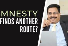 FCRA violations by various NGOs like Amnesty always find another route to keep their funding going. They try to control the Indian narrative and meddle in the day-to-day affairs of the govt. MRV sheds some light on why agencies should be proactive and suggests a way out to the Govt to effectively control this menace.