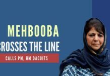 Mehbooba Mufti's statement suggests that the politics of competitive communalism and secessionism will grip Kashmir sooner than later