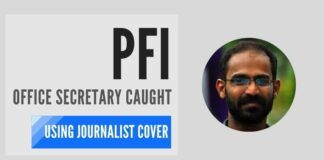 More dubious links between journalists and PFI and their role in riots emerge Kerala journo arrested