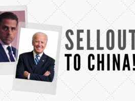 Biden family's involvement in dubious activities with China is a matter of concern for America