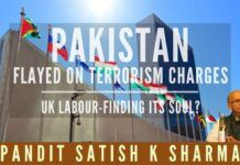VHS-UK President Pt. Satish K Sharma says that Pakistan was flayed on Terrorism charges at UN with its own citizens narrating stories of oppression. Are some rogue Conservative MPs becoming ISI stooges? Also discussed is the upcoming National Executive Council elections for the Labour Party where it is a Left vs Moderates vs an Indian NHS Doctor. A must watch!