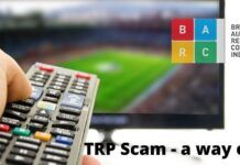 TRP scam, written by PGurus about 30 months back, finally comes out into the open with an FIR