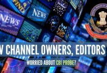 Media barons fear their secret world will be exposed if CBI probe in TRP scam