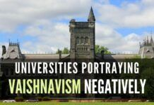 A bigger mechanism is working to brainwash the next generation Hindus in the Western Universities