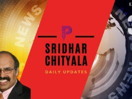#DailyUpdateWithSridhar #Episode30 - China starting to act, Modi-Trump a compare and contrast
