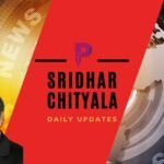 Daily Updates with Sridhar Chityala (2)
