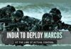 India preparing for the long haul and has bolstered its readiness by deploying MARCOS at some stand-off points