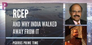 RCEP - The details and why India walked away from it with Sridhar Chityala
